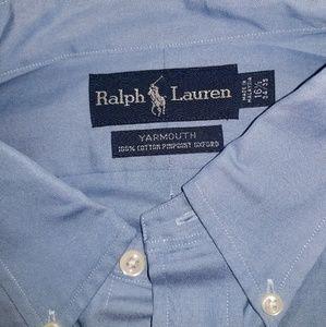 100% cotton Polo dress shirt